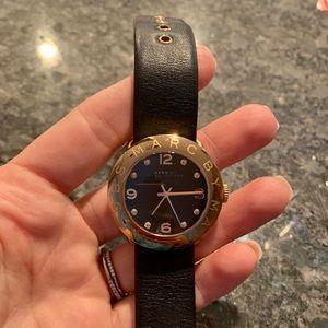 Rose Gold Marc Jacobs Women's Watch